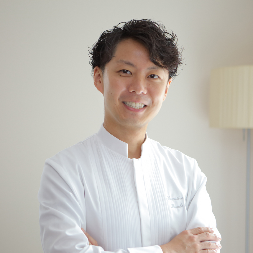 AMOUR Executive Chef 後藤 祐輔